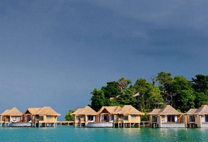 Paradisul privat din Cambodgia - Poza 2