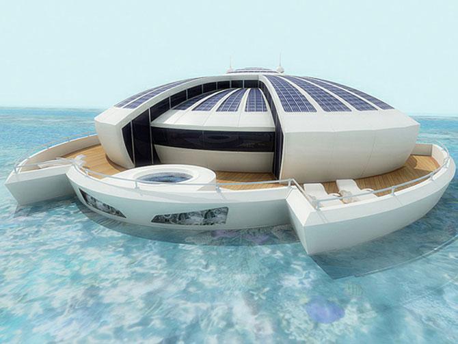 Incredibila insula plutitoare, de la MPD Designs - Poza 3