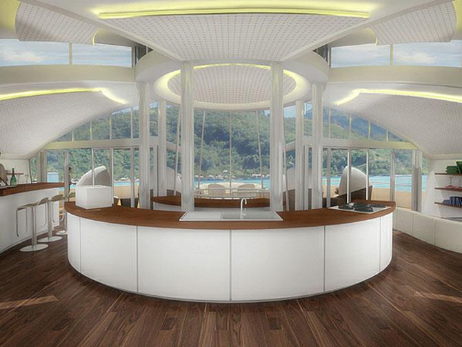 Incredibila insula plutitoare, de la MPD Designs - Poza 8