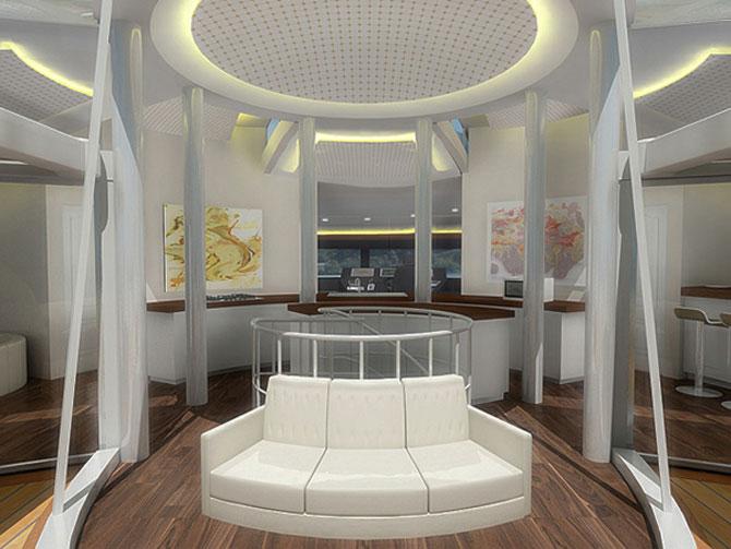 Incredibila insula plutitoare, de la MPD Designs - Poza 9