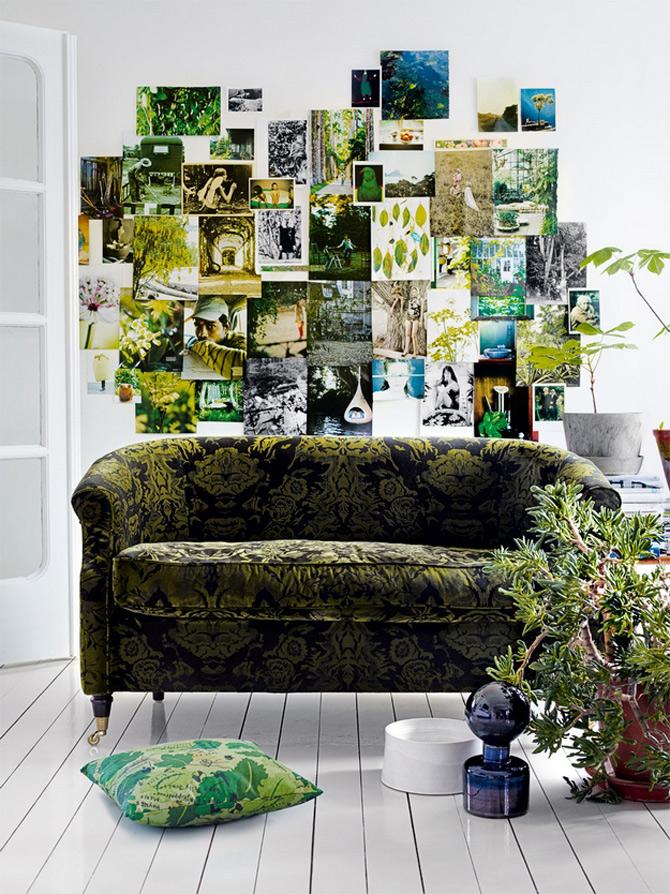 Idei verzi pentru interioare cu personalitate - Poza 1