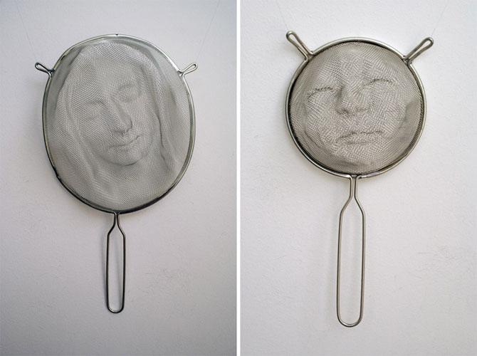 Arta, strecuratori si eclipsa, de Isaac Cordal - Poza 8