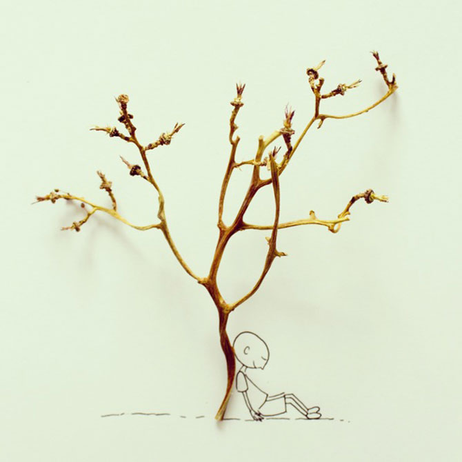 Povesti simpatice spuse in desene cu obiecte banale - Poza 4