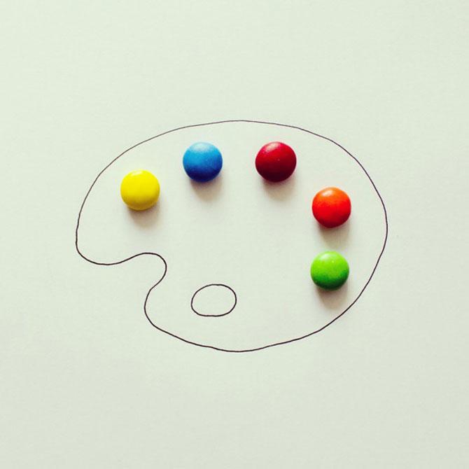 Povesti simpatice spuse in desene cu obiecte banale - Poza 5