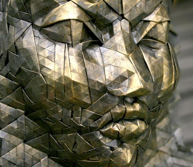 Impresionante masti din origami, de Joel Cooper - Poza 1