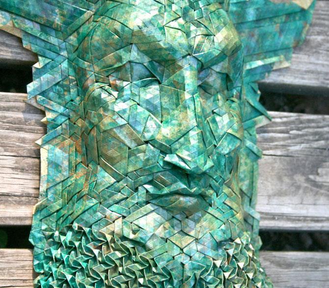 Impresionante masti din origami, de Joel Cooper - Poza 5