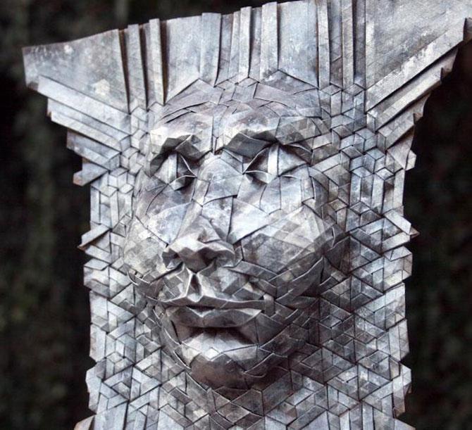 Impresionante masti din origami, de Joel Cooper - Poza 8