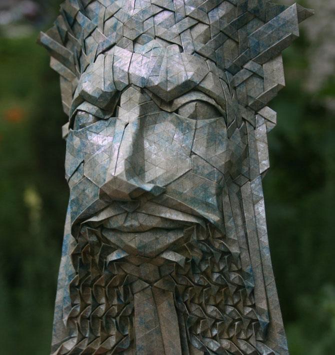 Impresionante masti din origami, de Joel Cooper - Poza 10