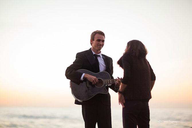 Cerere in casatorie pe val - Poza 5