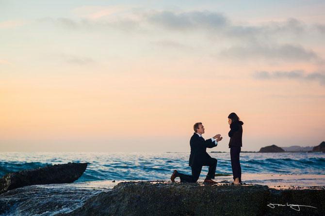 Cerere in casatorie pe val - Poza 6