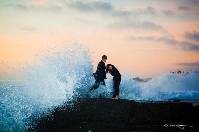 Cerere in casatorie pe val - Poza 7