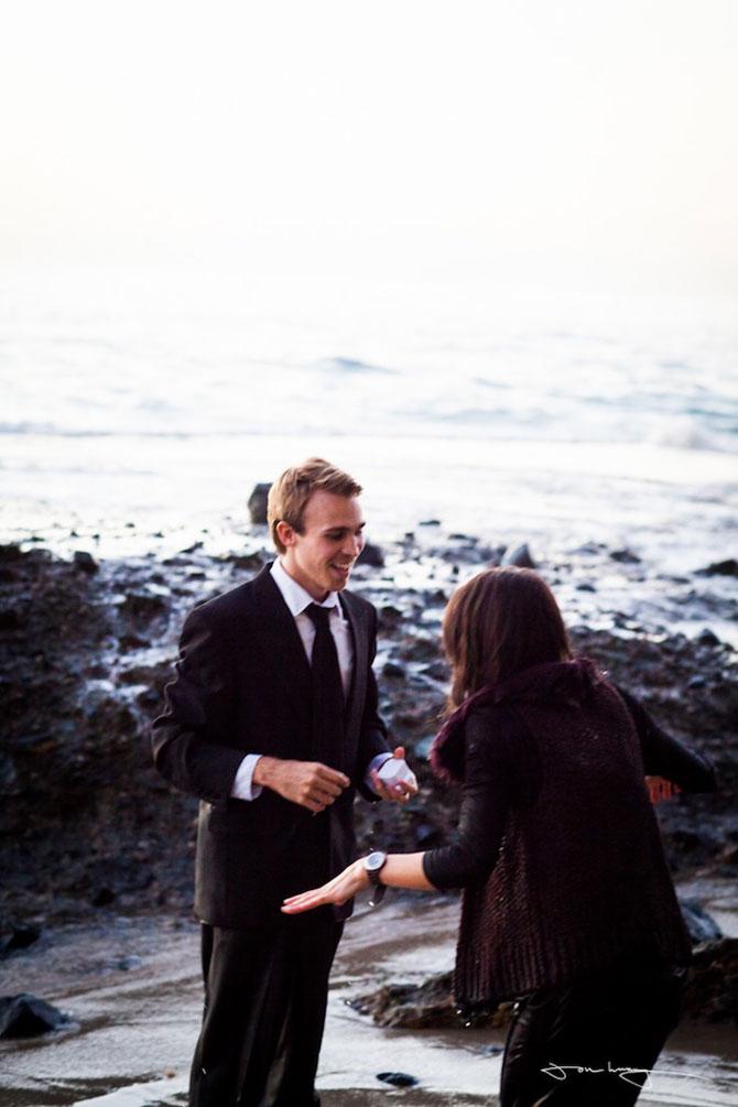 Cerere in casatorie pe val - Poza 9