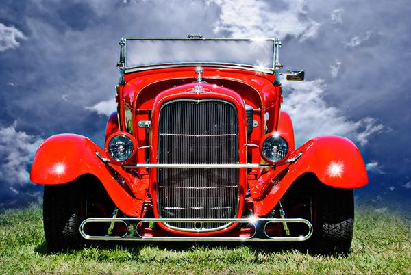 27 de masini in poze superbe - Poza 2