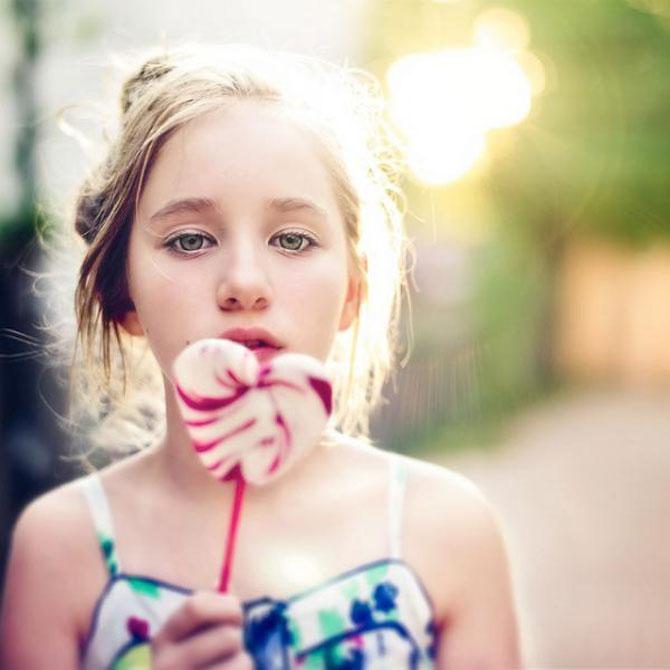 Angela Lumsden si-a fotografiat copiii zilnic timp de un an - Poza 6