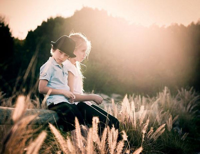 Angela Lumsden si-a fotografiat copiii zilnic timp de un an - Poza 7