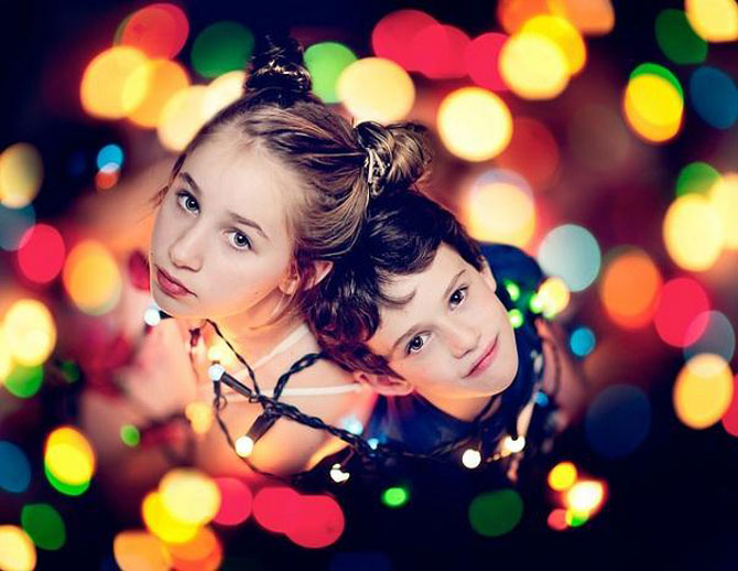 Angela Lumsden si-a fotografiat copiii zilnic timp de un an - Poza 9