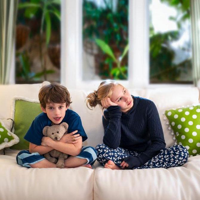Angela Lumsden si-a fotografiat copiii zilnic timp de un an - Poza 18