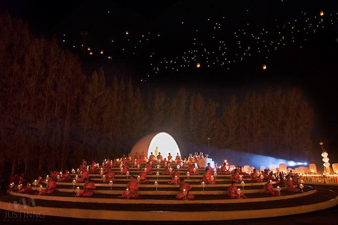 Festivalul lampioanelor din Thailanda, noiembrie 2012 - Poza 2