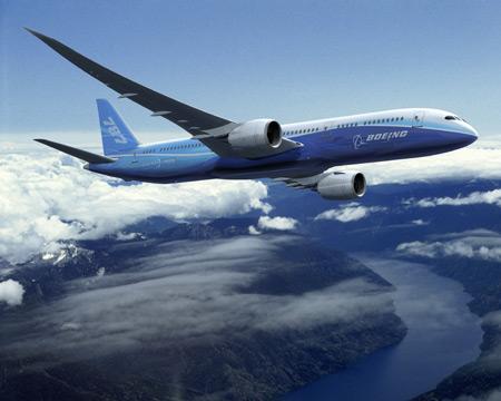 Boeing 787 Dreamliner - Poza 2