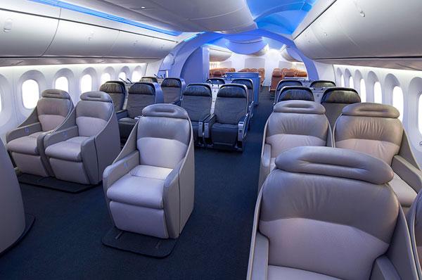 Boeing 787 Dreamliner - Poza 4
