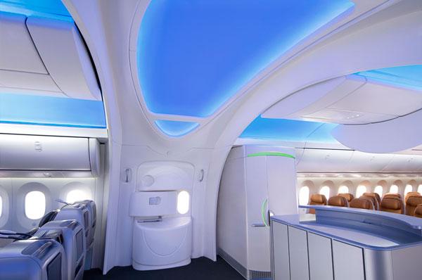 Boeing 787 Dreamliner - Poza 5