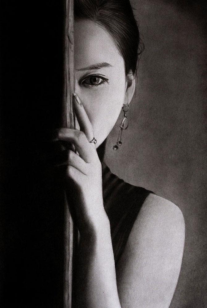 Fotografii in creion, de KLSADAKO