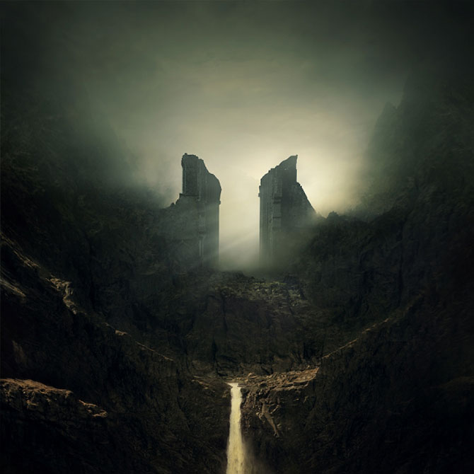 Peisaje foto-pictate in Photoshop de Karezoid Michal Karcz - Poza 3