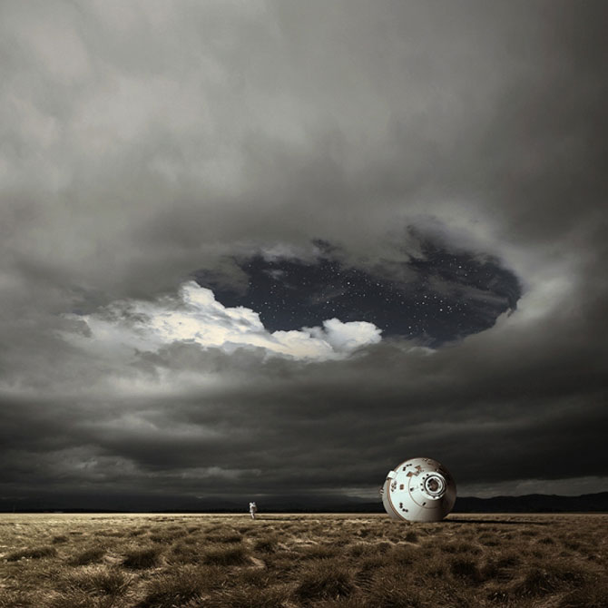 Peisaje foto-pictate in Photoshop de Karezoid Michal Karcz - Poza 4