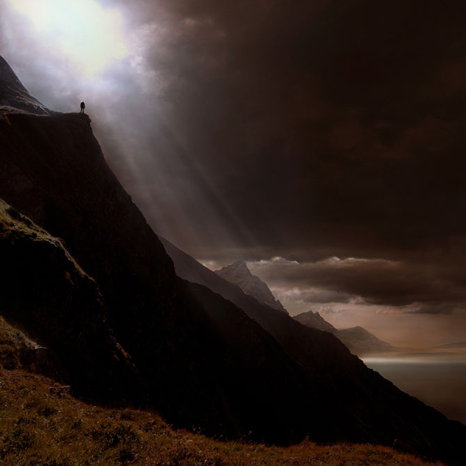 Peisaje foto-pictate in Photoshop de Karezoid Michal Karcz - Poza 6