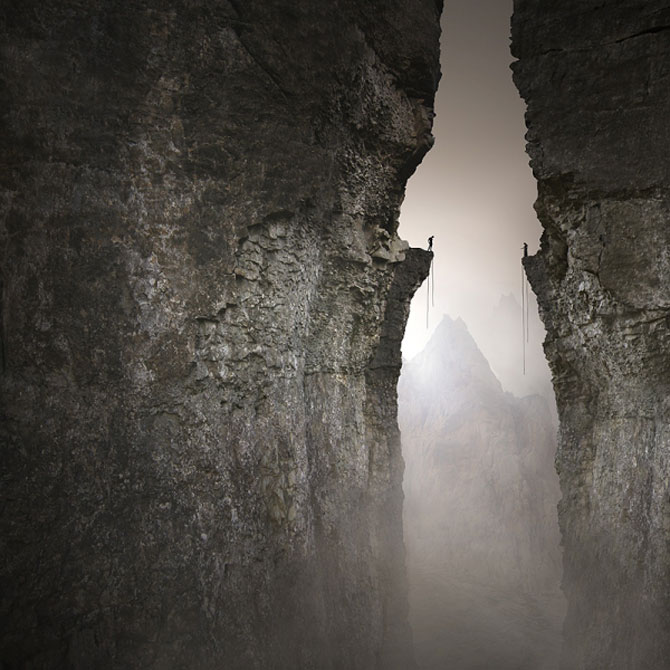 Peisaje foto-pictate in Photoshop de Karezoid Michal Karcz - Poza 9