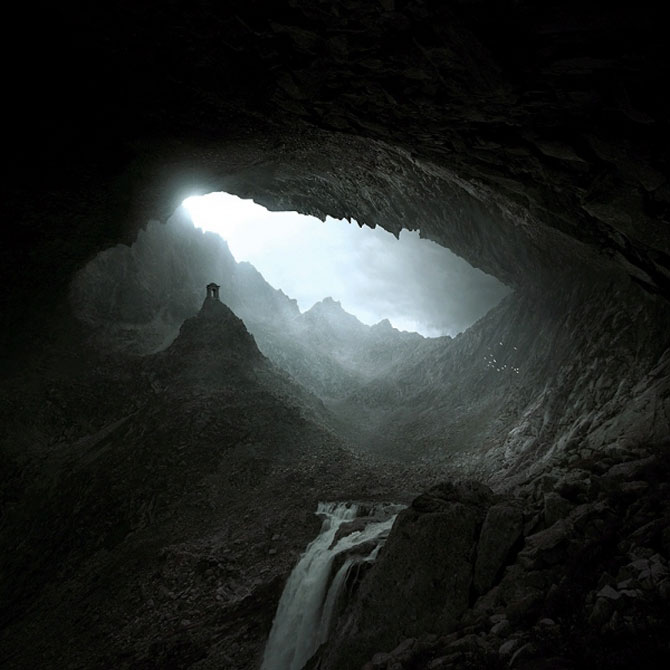 Peisaje foto-pictate in Photoshop de Karezoid Michal Karcz - Poza 10