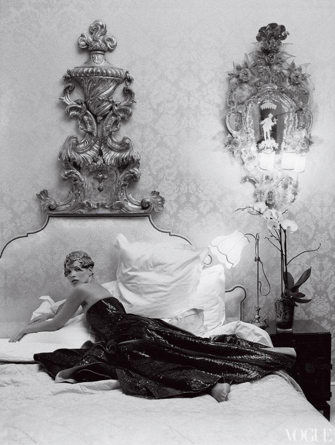 Kate Moss stil baroc la Ritz Hotel - Poza 7