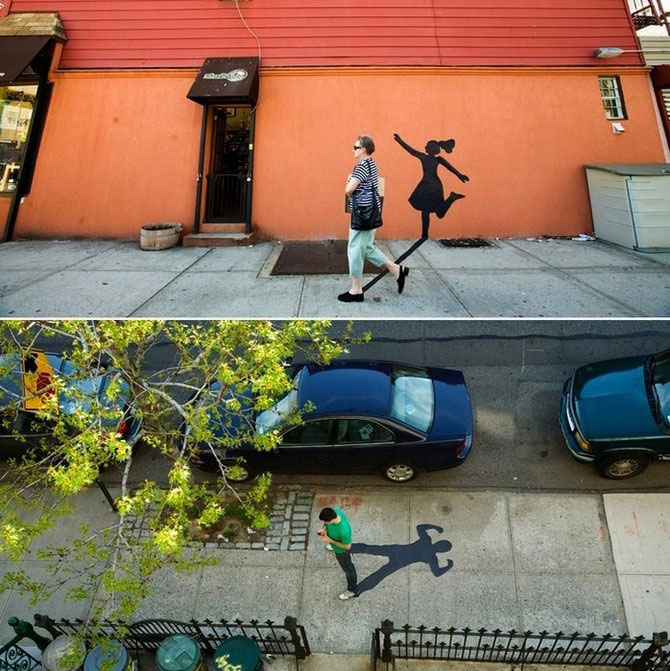 Foto-colaje funny din NYC, de Katie Sokoler - Poza 5
