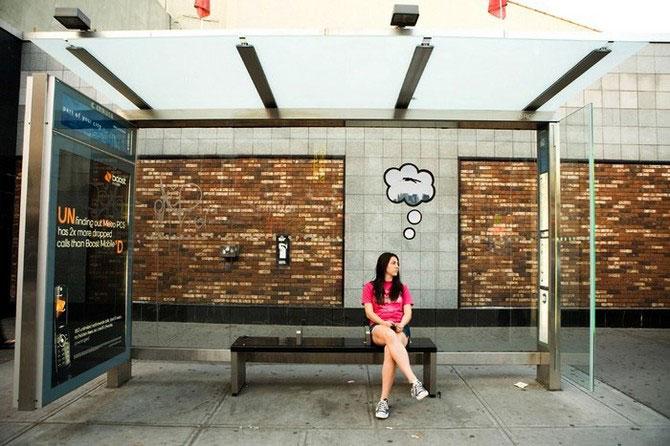 Foto-colaje funny din NYC, de Katie Sokoler - Poza 6