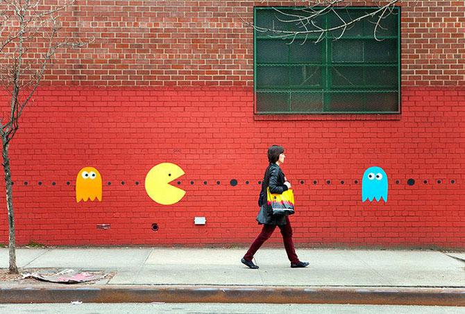 Foto-colaje funny din NYC, de Katie Sokoler - Poza 8
