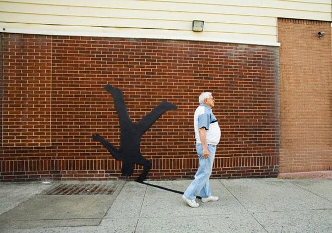 Foto-colaje funny din NYC, de Katie Sokoler - Poza 9