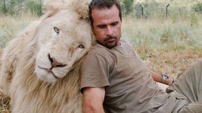 Kevin Richardson, imblanzitorul de lei - Poza 2