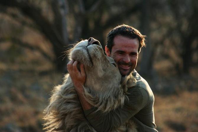Kevin Richardson, imblanzitorul de lei - Poza 10