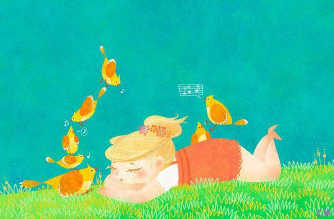 Pesti, pasari si povesti, de Kim Dan Bee - Poza 4