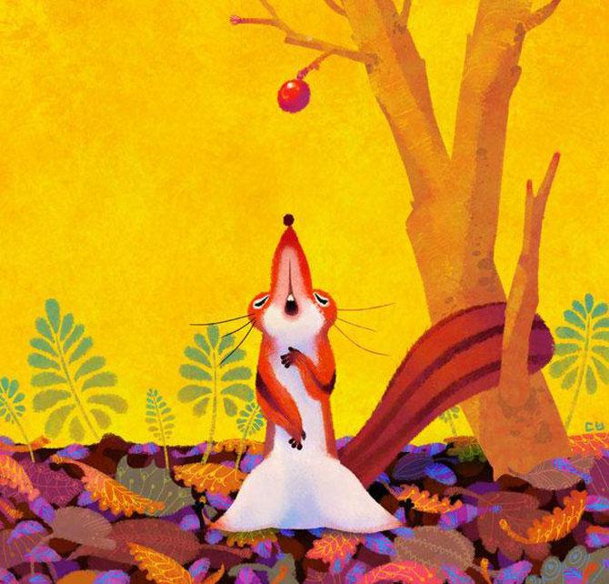 Pesti, pasari si povesti, de Kim Dan Bee - Poza 10