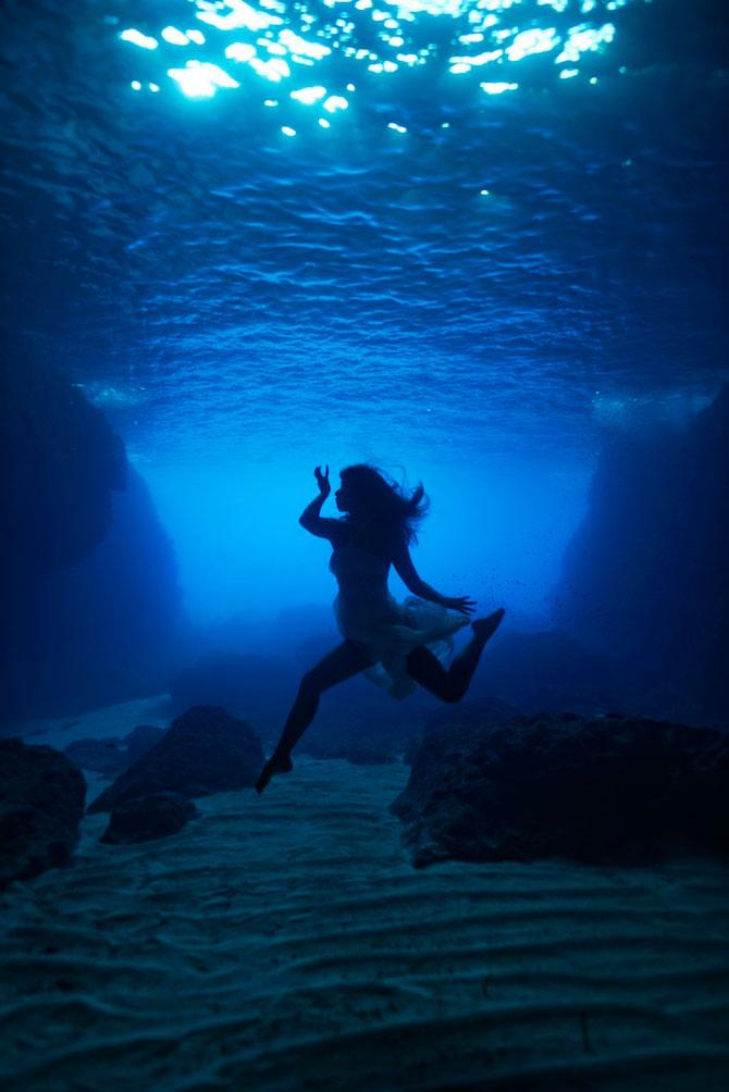 Dans subacvatic, surprins de Kurt Arrigo - Poza 3
