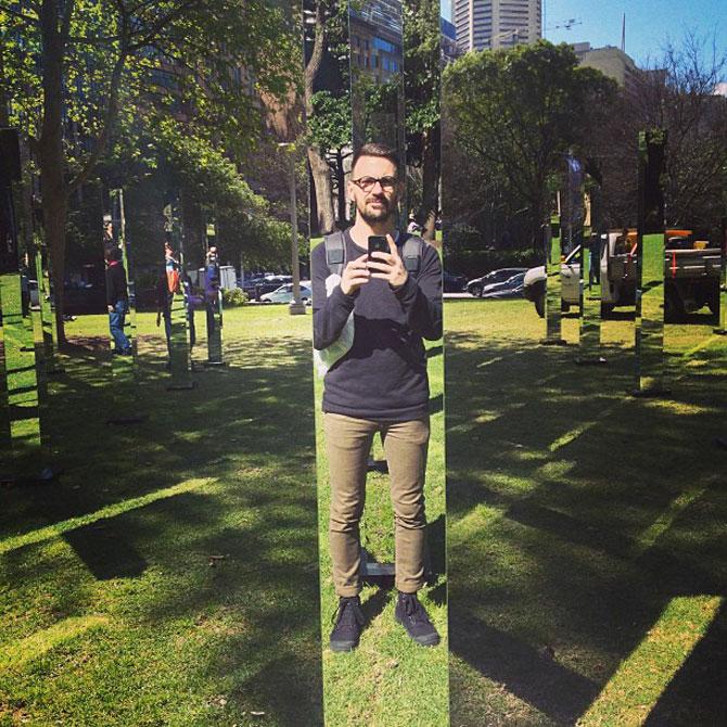 Labirint de oglinzi la Sydney - Poza 2