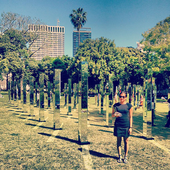 Labirint de oglinzi la Sydney - Poza 3