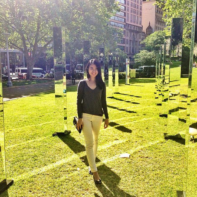 Labirint de oglinzi la Sydney - Poza 4
