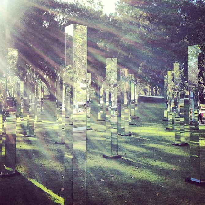 Labirint de oglinzi la Sydney - Poza 7