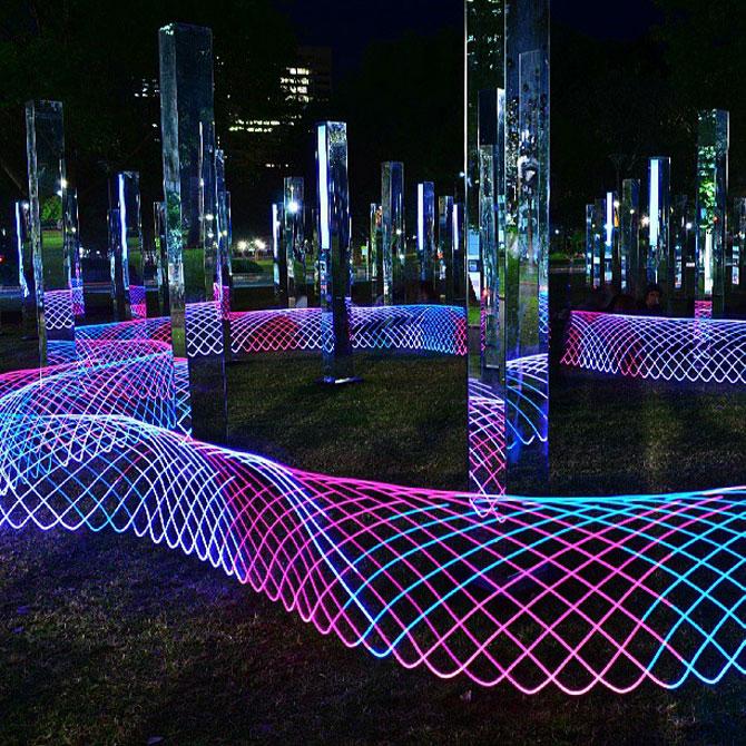 Labirint de oglinzi la Sydney - Poza 8