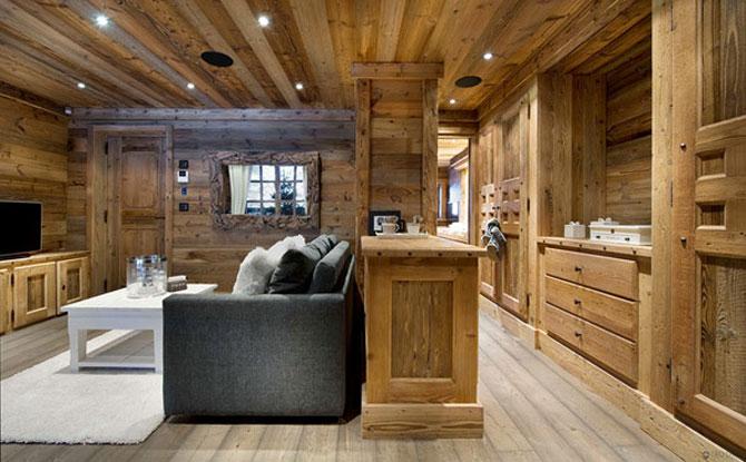 Cea mai luxoasa cabana de ski din Alpii francezi - Poza 4