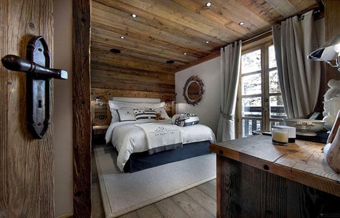 Cea mai luxoasa cabana de ski din Alpii francezi - Poza 5