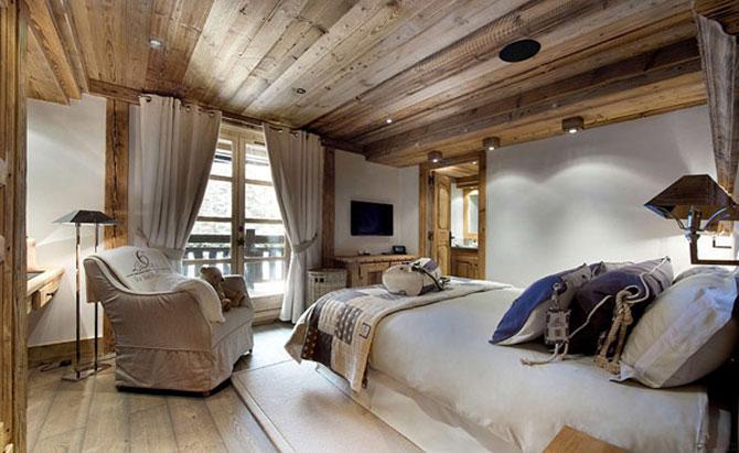 Cea mai luxoasa cabana de ski din Alpii francezi - Poza 7