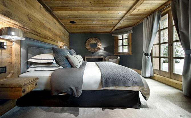 Cea mai luxoasa cabana de ski din Alpii francezi - Poza 8